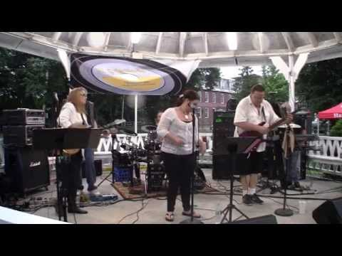 H2 & the Groove Band ...video 1-2 Leominster Summer Concerts 2014