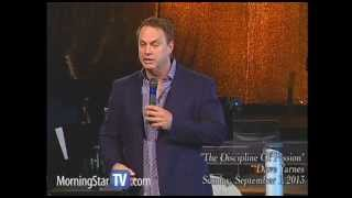 "Dave Yarnes - ""The Discipline of Passion"" - MorningStar Ministries"