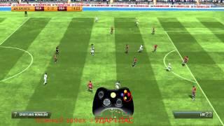 Как cделать ложный замах в FIFA 13