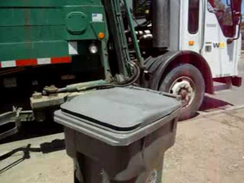 Replacing Trash Cans Part 1