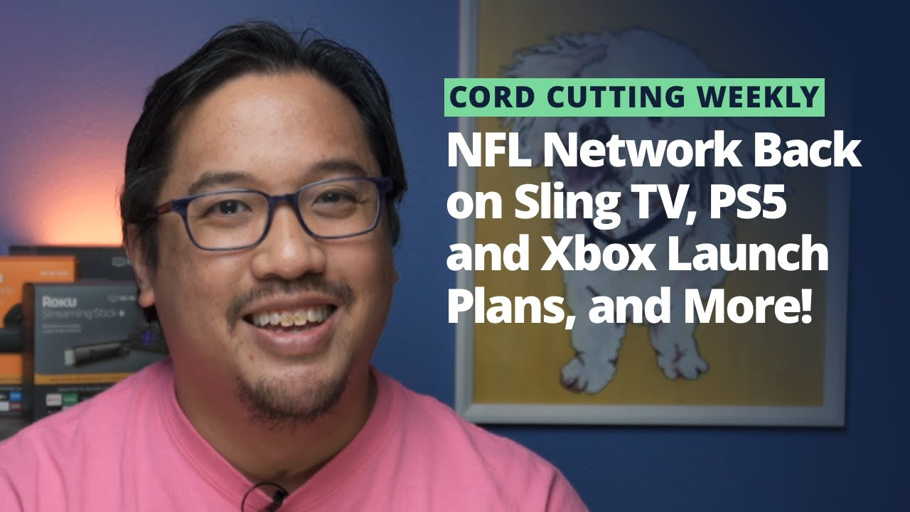 Cord Cutting Weekly: New Premium Options on Roku, NFL Network Back on Sling TV, Apple One, & More!