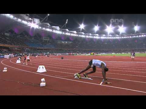 Delhi 2010 Mens 4x400m Final [720p]