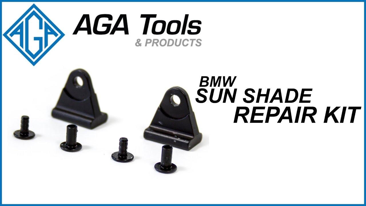 BMW Sunshade Repair Kit