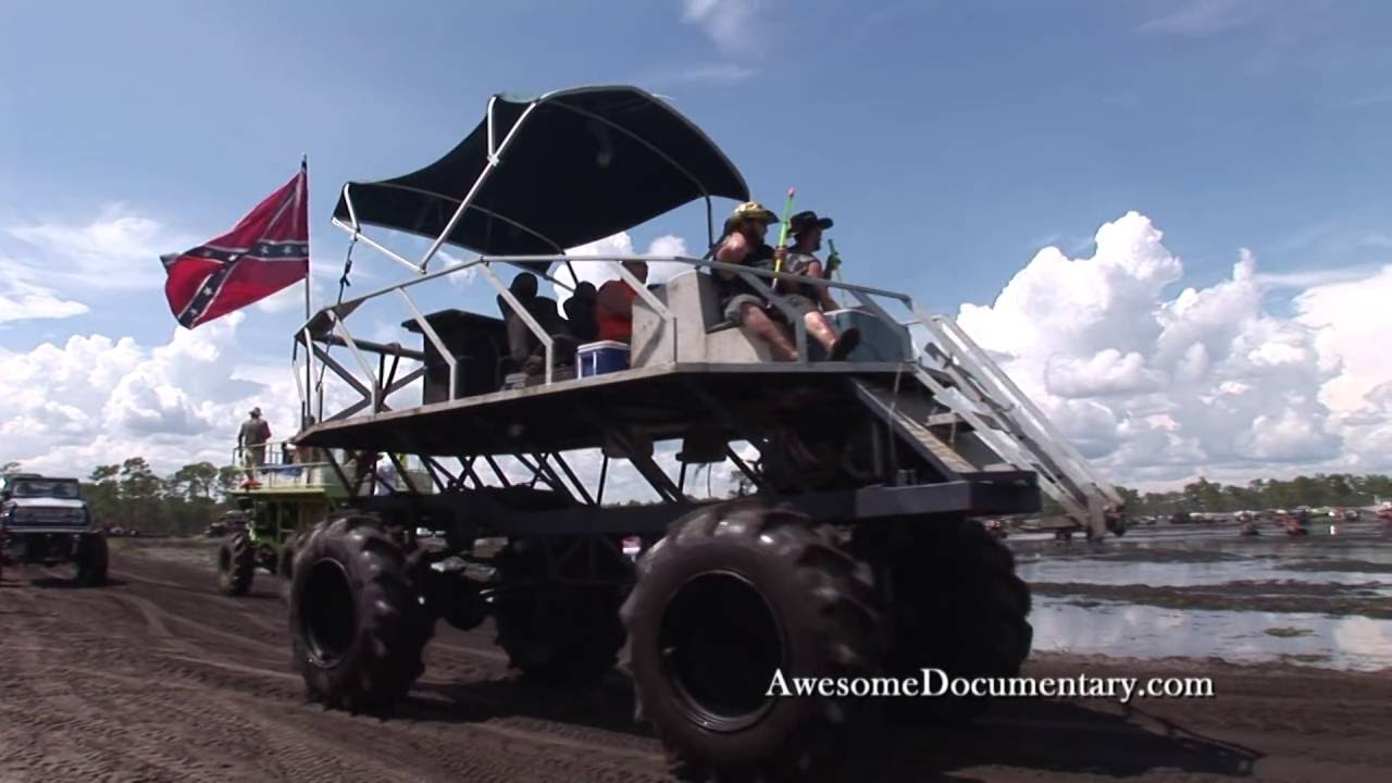 Mud Truck Party - Triple Canopy Ranch - YouTube