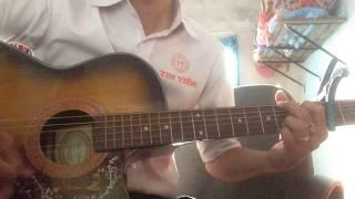 Đôi chân trần Cover Guitar | Ngau Hung TV