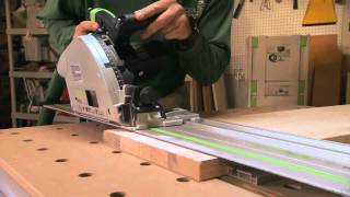 festool ts 55 and ts 75 plunge cut saw