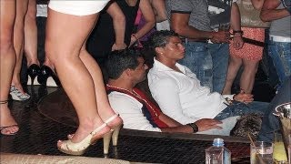 Cristiano Ronaldo, Real Madrid Party at LA