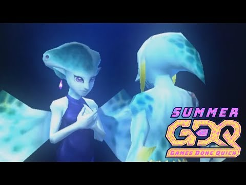 The Legend of Zelda: Majora's Mask 3D by gymnast86 in 1:32:35 - SGDQ2018