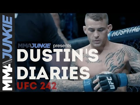 UFC 242, Dustin's Diaries: The Good Fight Foundation goal, celebrating my daughter's birthday