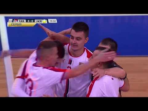 Serbia Ukraine Goals And Highlights