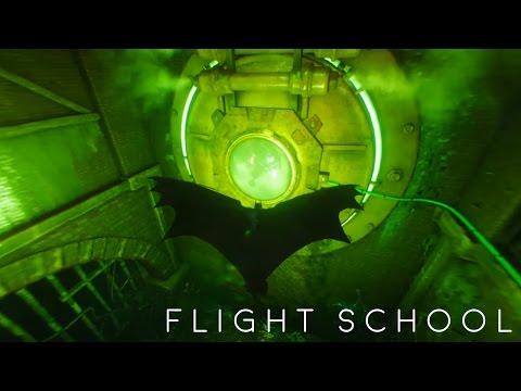 "Batman: Arkham Knight - ""Riddler's Revenge"" Most Wanted Mission - Flight School"
