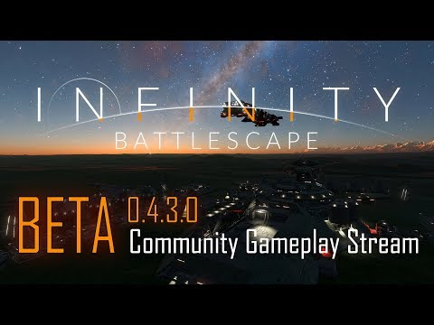 Infinity: Battlescape - BETA - Community GAMEPLAY Event