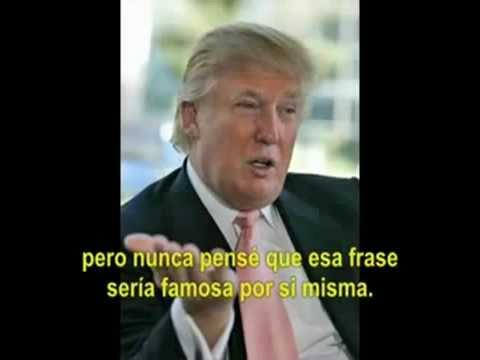 Pensamiento Y Frases Donald Trump Las 10 Claves