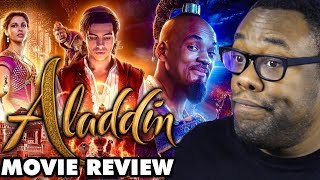 ALADDIN 2019 Movie Review - Good, Bad & Nerdy
