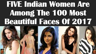 Video The 5 Most Beautiful Faces of 2017 of India - TC Candler download MP3, 3GP, MP4, WEBM, AVI, FLV Juli 2018