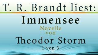 HÖRBUCH: Immensee, von Theodor Storm, Teil 1