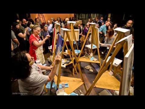 Art Battle Canada - LIVE Competitive Painting - Hamilton