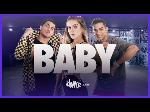 Baby - Clean Bandit Feat. Marina & Luis Fonsi   FitDance Life (Coreografía) Dance Video