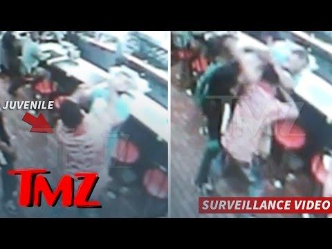 Juvenile Punches Waffle House Customer | TMZ