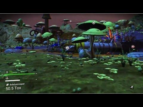 Visit Fusholbakkerhea and Ikdalyanosper - Planet a Day x2 in No Man's Sky