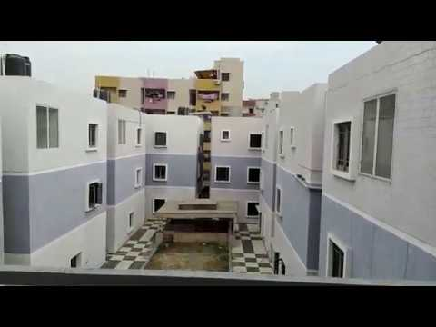 4 BHK Triplex Villa for Sale with Furniture In Manikonda