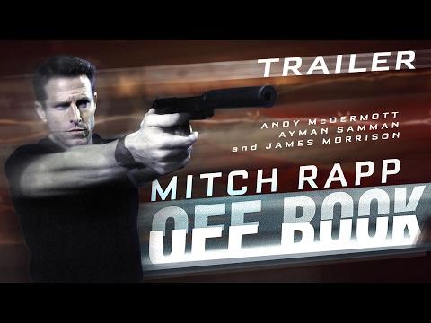 "TRAILER- ""Mitch Rapp:Off Book"