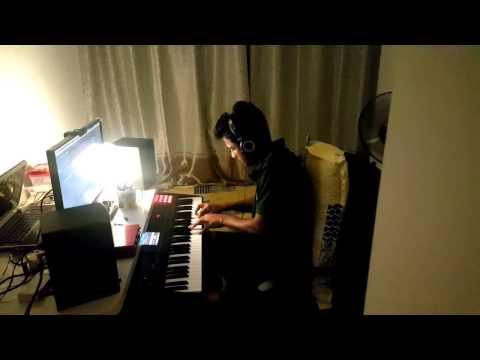 Enna Sona   Piano Cover   Akshay Avadhani