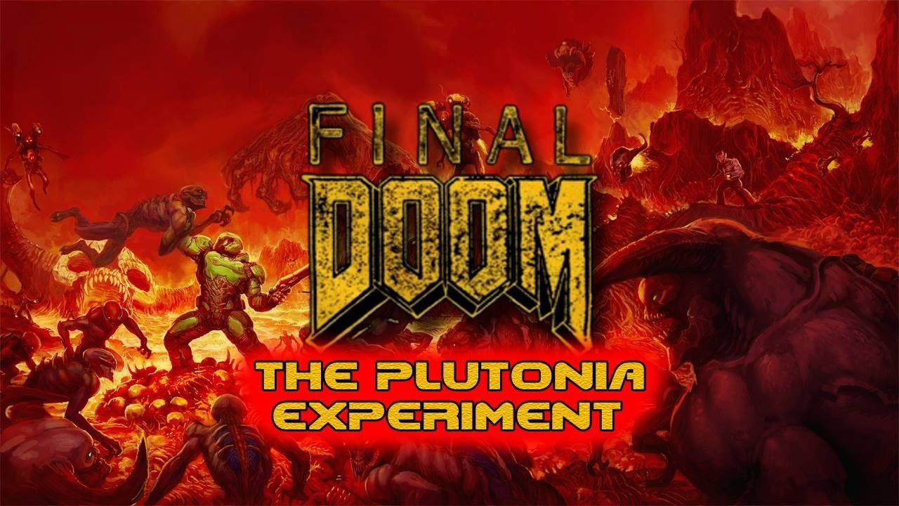 doom the plutonia experiment