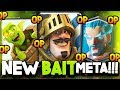 *TRENDING* NEW META BAIT DECK is UNREAL!