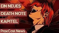 Damit haben wir nicht gerechnet! | Death Note wird fortgesetzt | Anime-News #88