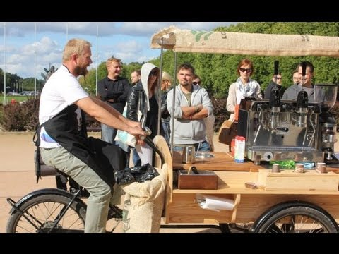 Cafe Rower kontra urzędnicy