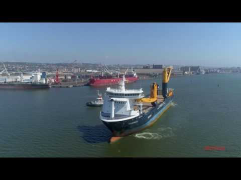 Antrak Logistics ( Filmed by Aerial Media Durban and Kierren