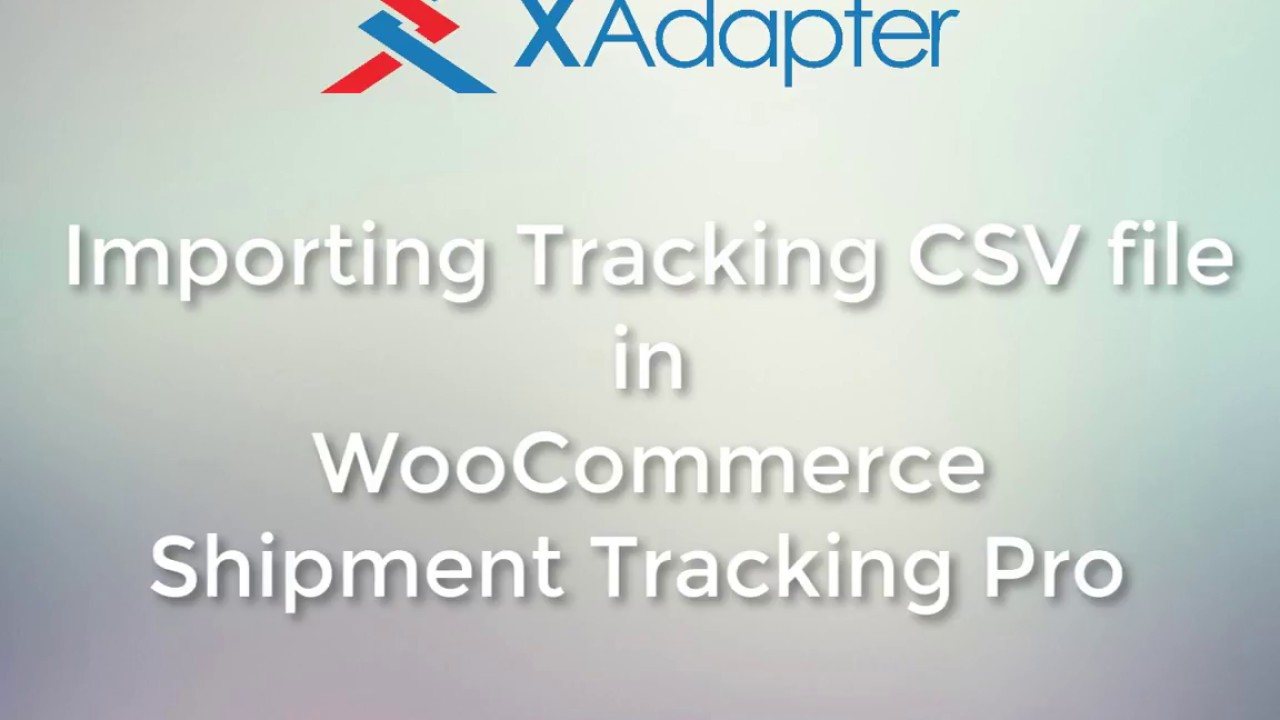 How to import Tracking Data CSV file in your WooCommerce Shipment Tracking  Pro?