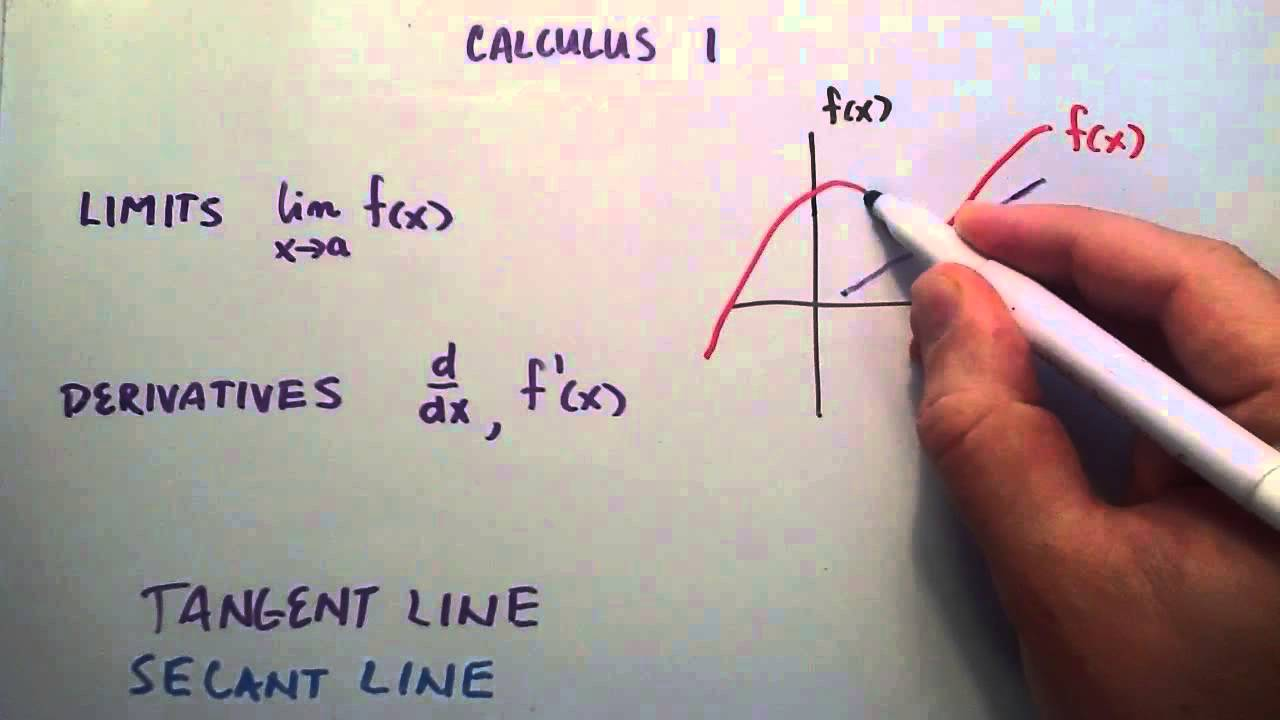 calculus tutorial The tutorials are divided into 2 separate sections the first set of tutorials is based on general mathematical concepts these tutorials will seem familiar to students since most of the content is a review of calculus-related concepts from high schools courses.