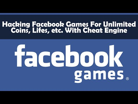 Hack Facebook Games With Cheat Engine For Unlimited Coins, Lifes, etc.