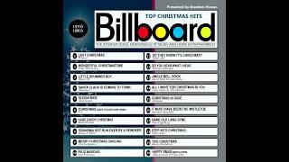 Billboard Top Christmas Hits 1970's - 1980's