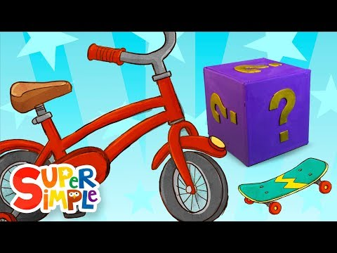 Mystery Box #2 | Kids Song | Super Simple Songs