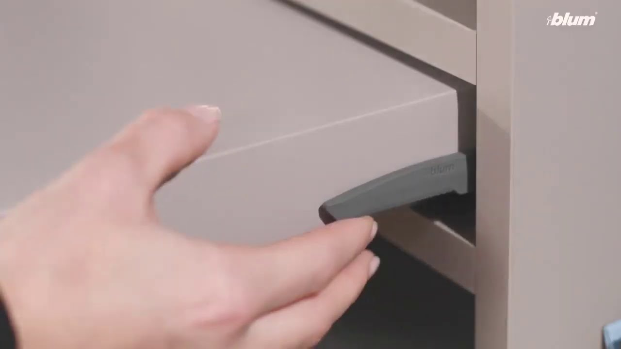 Blum Pull Out Shelf with lock