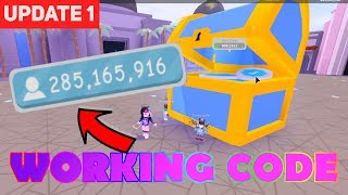 How To Redeem A Code + 2nd Update Official Schedule | Roblox Fame Simulator