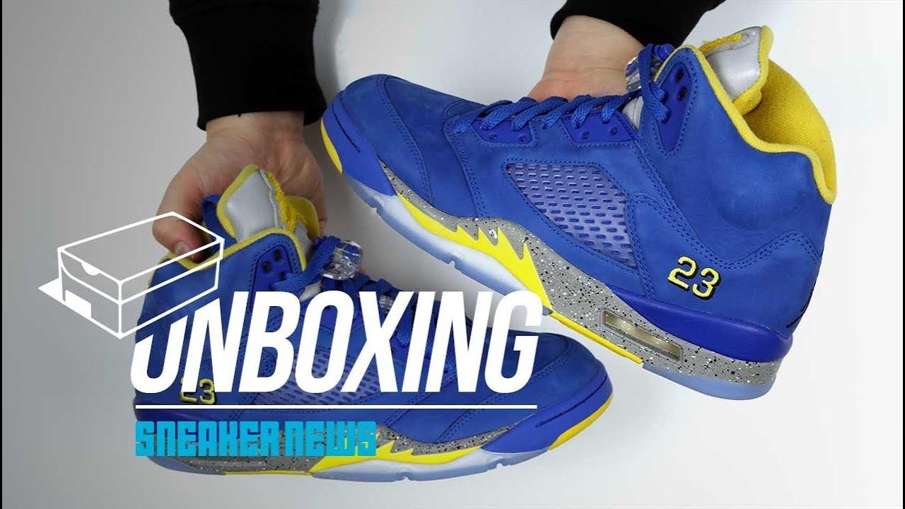 2e16ed850b5 Michael Jordan was cut from high school team. Now it's a sneaker ...