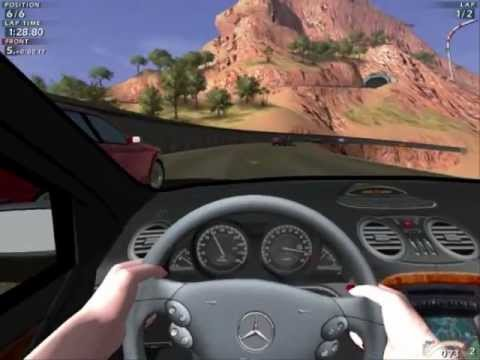 Mercedes benz world racing pc youtube for Mercedes benz games