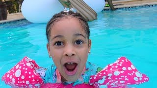 FamousTubeKIDS Swimming Pool Best Moments (Part 2)