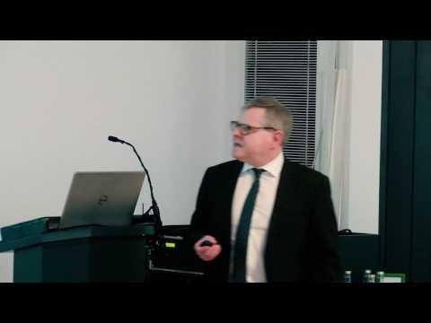 Prof John Costello President's Research Day 2017