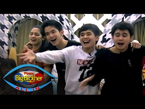 AHON KAPAMILYA by PBB All In Housemates