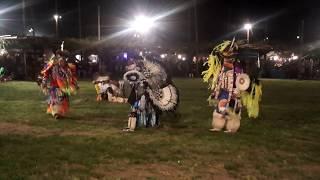 TAOS PUEBLO POW WOW 2019 DAY 2  EVENING- Men's Grass Dance - 2