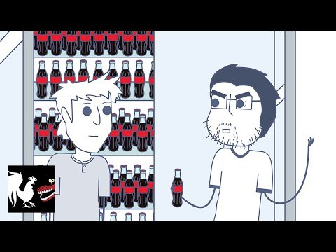 Gus Gets Some Sugar - Rooster Teeth Animated Adventures