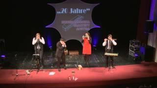 Mundharmonika Quartett Austria - Klarinettenmuckl