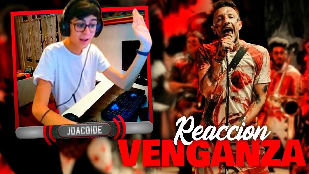 Download REACCION a Venganza - No Te Va Gustar, Nicki Nicole