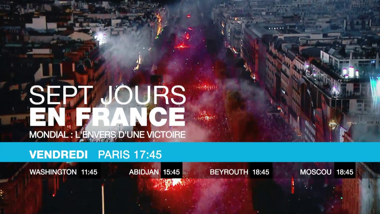 7 jours en France : Mondial, l'envers d'une victoire