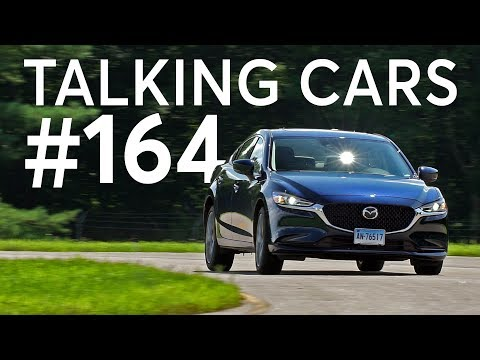 2018 Mazda6 Test Results; Subaru Ascent Recall   Talking Cars with Consumer Reports #164